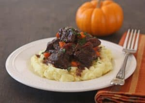 Braised Provencal Short Ribsbc12 300x214 Braised Provencale Short Ribs with Creme Fraiche Mashed Potatoes