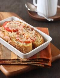 Tomato French Toast