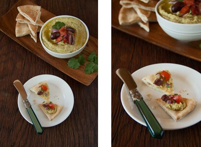 Herb Hummusbc2 Herb Hummus   the perfect recipe