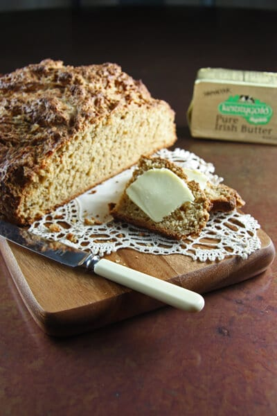 Post image for Irish Brown Bread