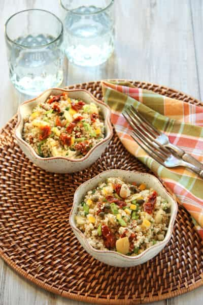 Bulgur Salad with Sun Dried Tomatoes BC1 Bulgur Salad with Marinated Tomatoes