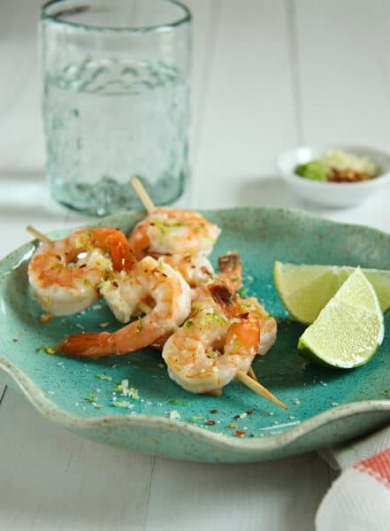 Shrimp with Lemongrass and Chile SaltBC2 Shrimp with Lemongrass and Chile Salt