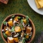 Butternut Panzanella Salad