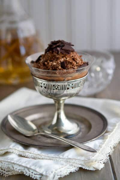 Post image for Chocolate and Dulce De Leche Semifreddo