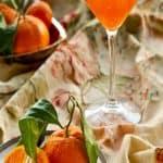 Tangerine Gimlet