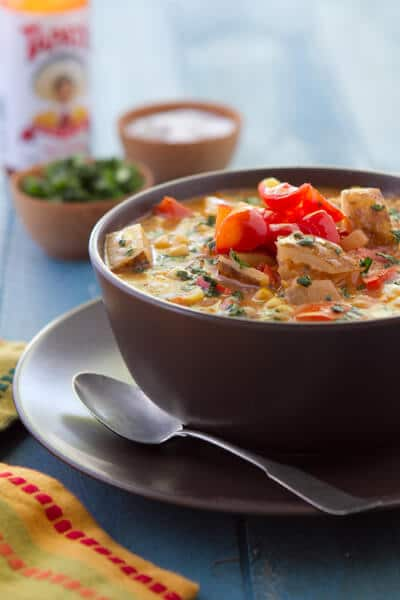 Post image for Salsa Chowder