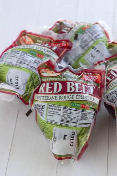 Melissas Beets BC1 Beet Carpaccio