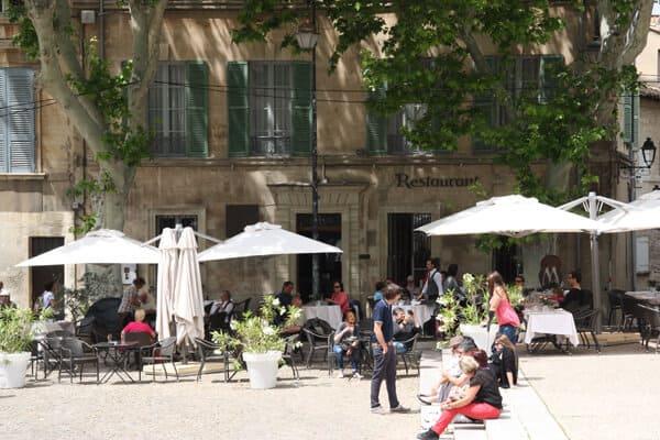 Avignon Square Olive Tapenade