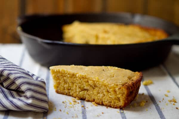 Brown Butter Cornbread 2 Browned Butter Cornbread Recipe