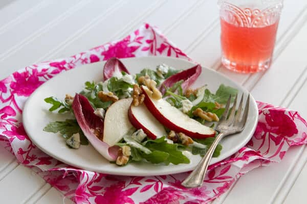 Starkrimson Pear and Fennel Salad - A Communal Table