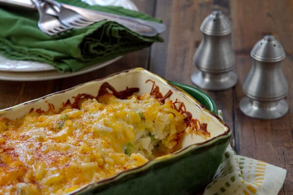 Easy Cheesy PotatoesBC1 Easy Cheesy Potato Casserole