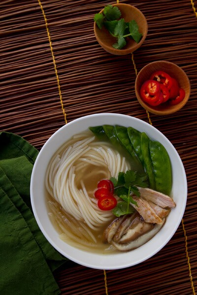 Thai Hot and Sour Soup