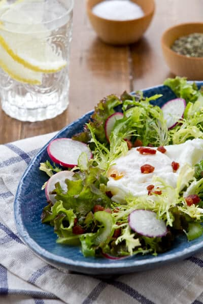Poached-Egg-and-Frisee-Salad-#4