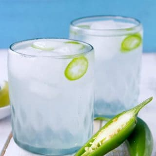 Lemongrass Ginger Cooler