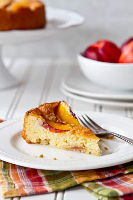 Summer Fruit Cake 1 Fresh Fruit Cake