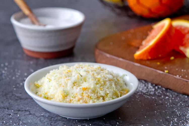The Sunday Paper - Citrus Salt | A Communal Table