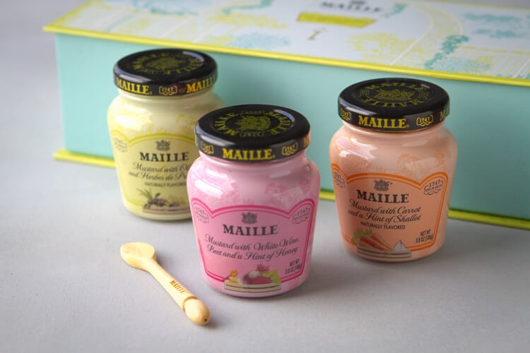 Maille Spring Mustards