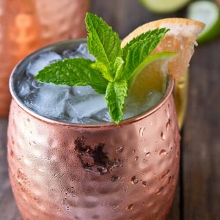 A delicious riff on the classic mule, this Ruby Red Moscow Mule recipe uses Deep Eddy Ruby Red Vodka for a sweet and tart cocktail.