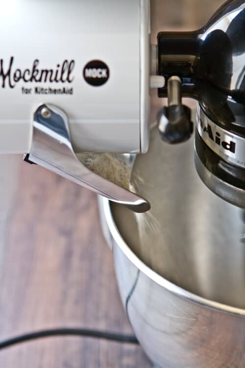 mockmill in action