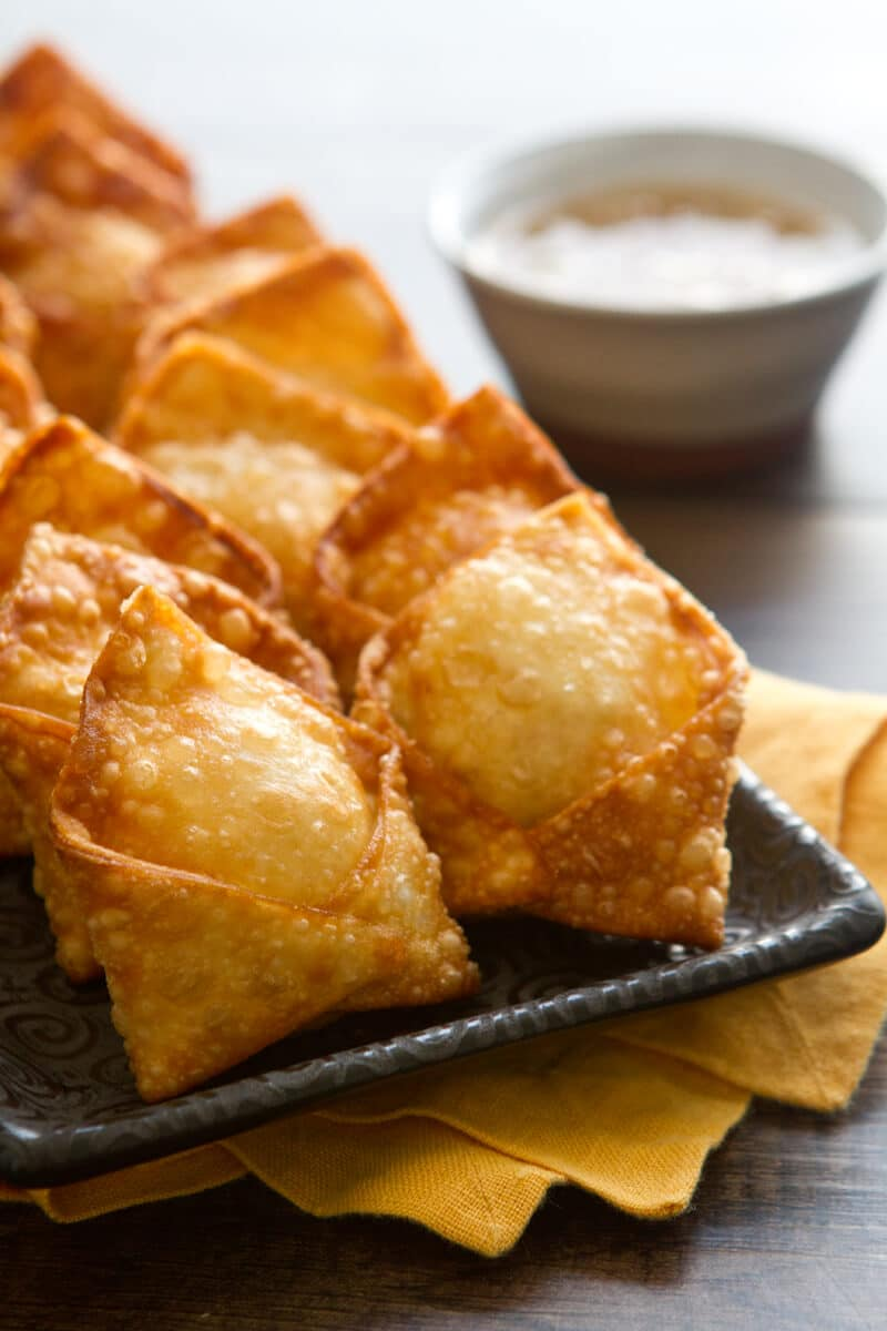 Crab Rangoon Appetizer Recipe