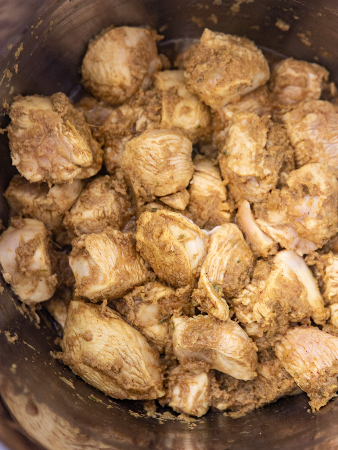cooked chicken for madras chicken recipe