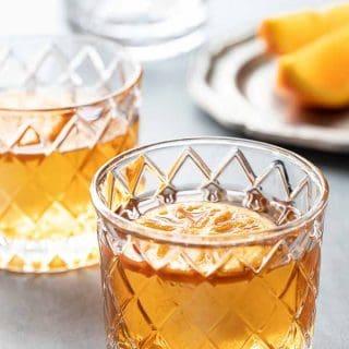 Honey-Bourbon Old Fashioned