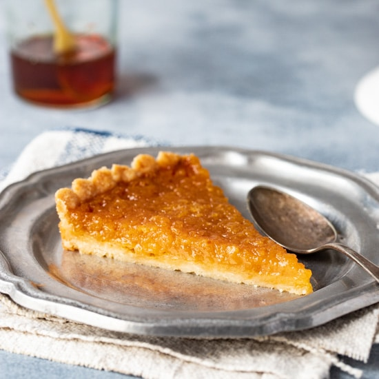 treacle tart recept