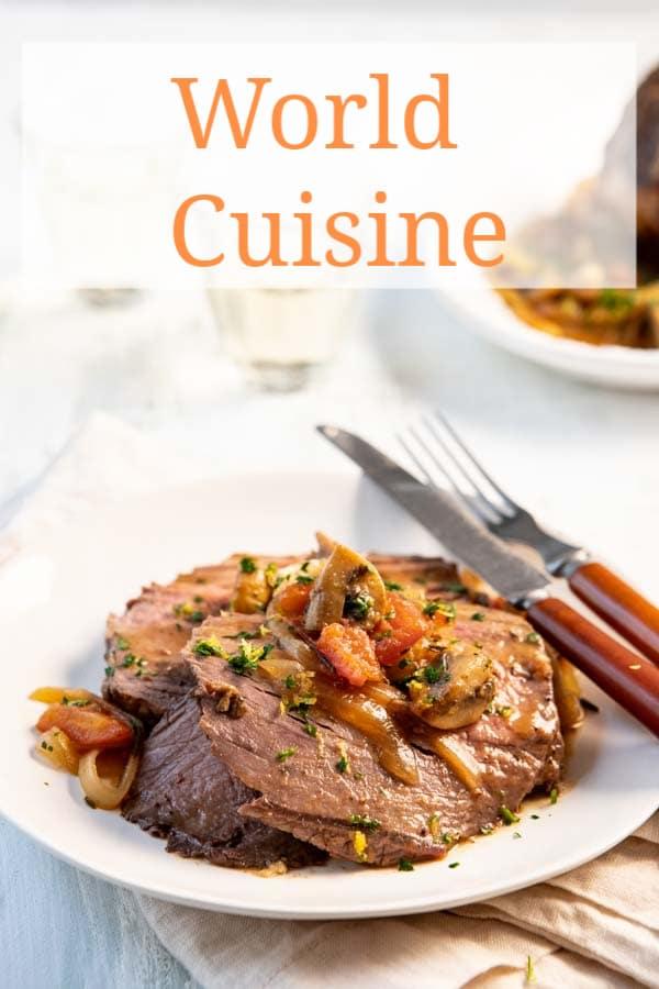 World Cuisine