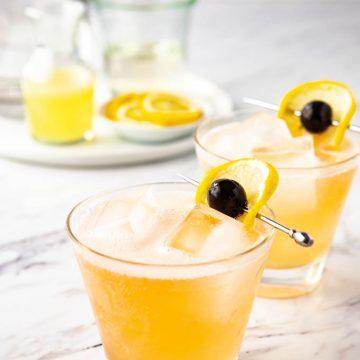 Best Vodka Sour Recipe A Communal Table