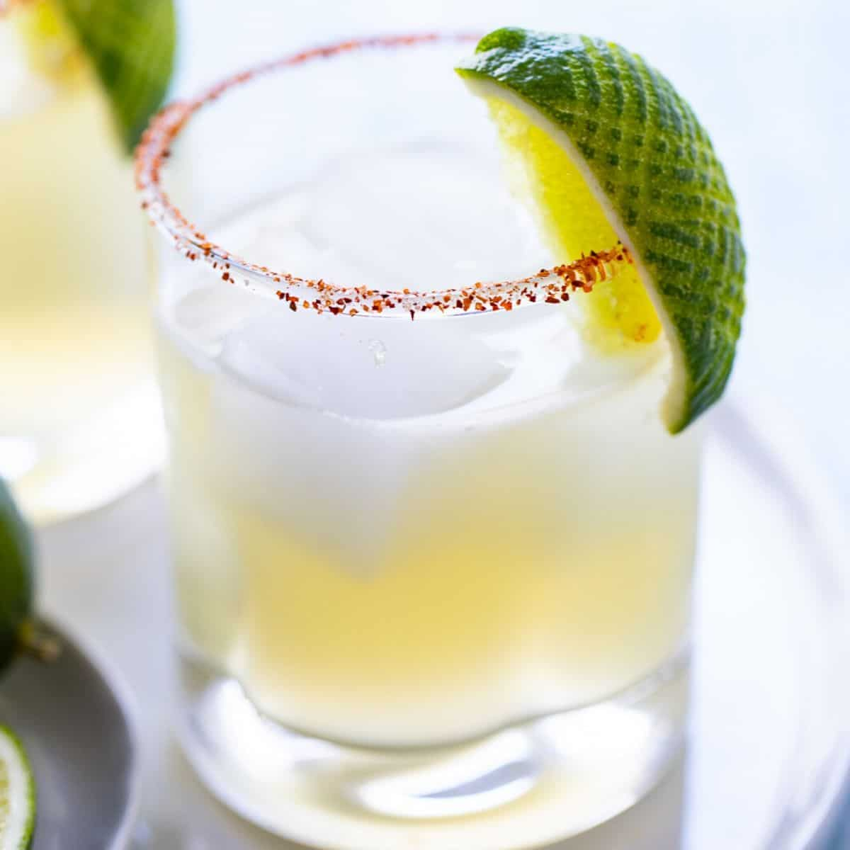 The BEST Margarita On The Rocks